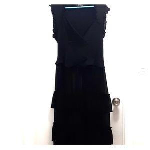 Black Gothic Vest